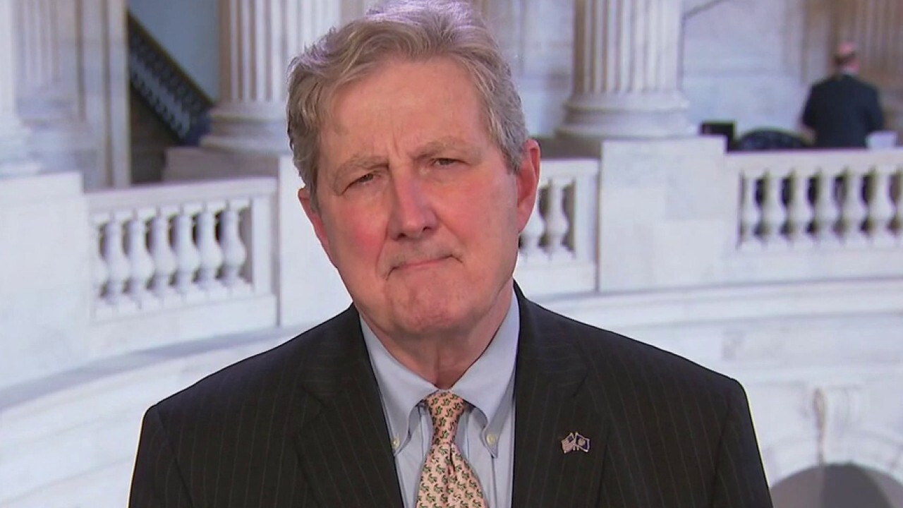 Sen. Kennedy: There are some people in this world not fit to be part of society