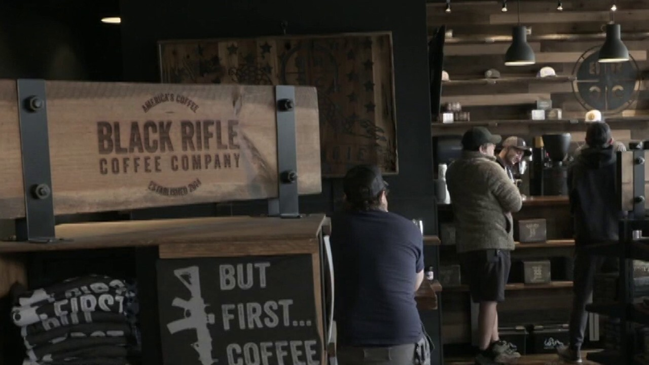 Veteran-owned coffee company on supporting US military, Constitution