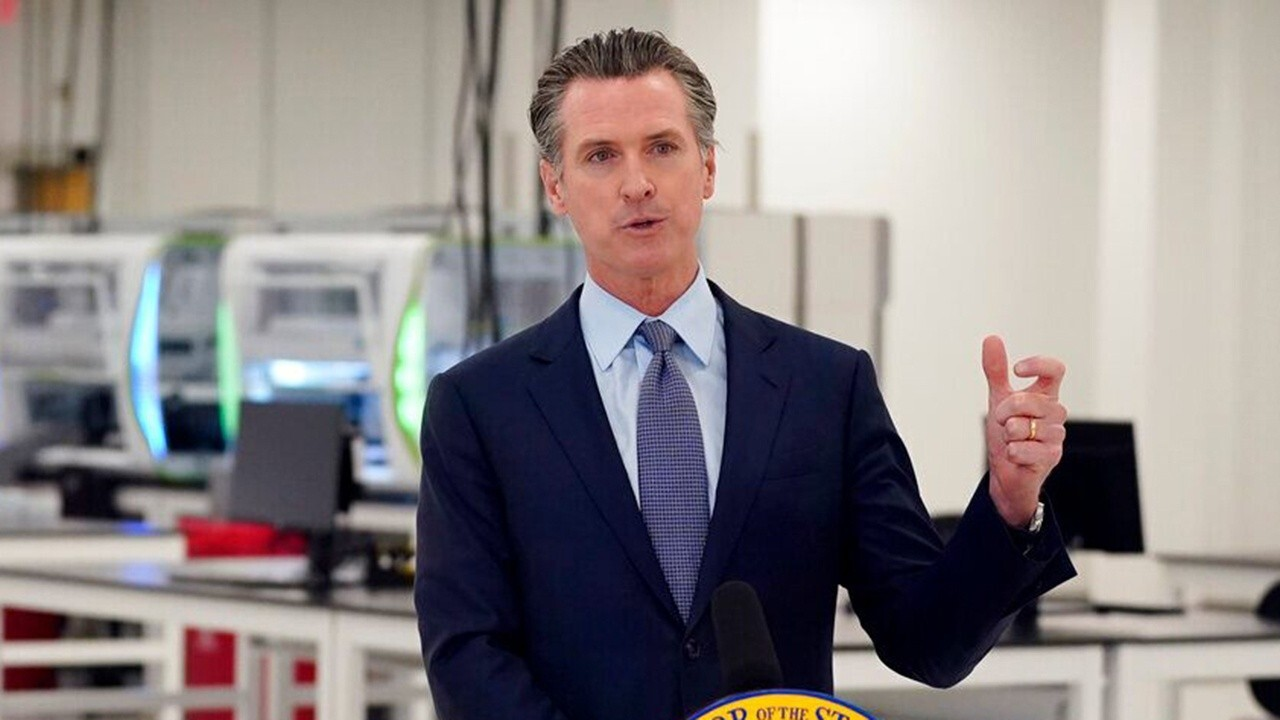 California Gov. Newsom recall effort gains steam amid criticism of coronavirus response