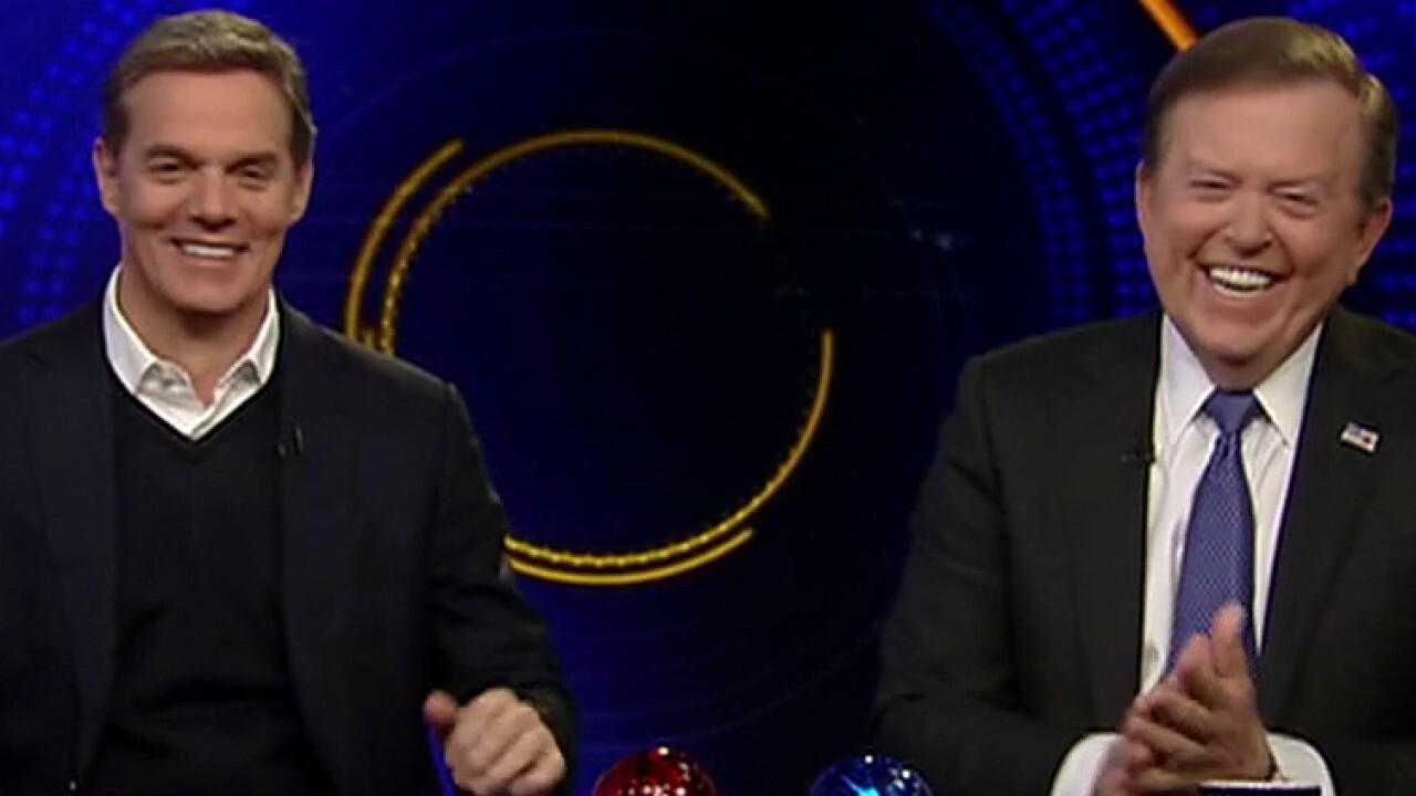 Tucker Carlson's Final Exam: Bill Hemmer vs. Lou Dobbs