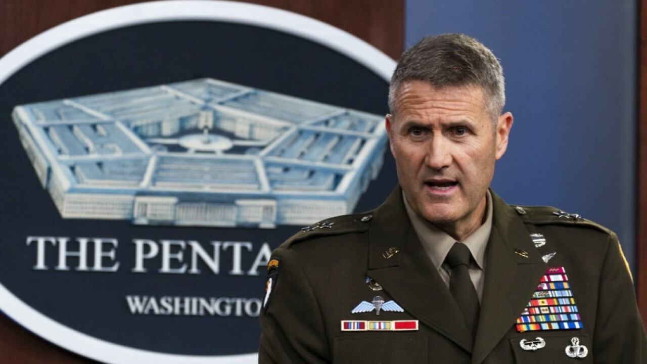Keane: 'Insulting' that Pentagon won't share evacuation numbers