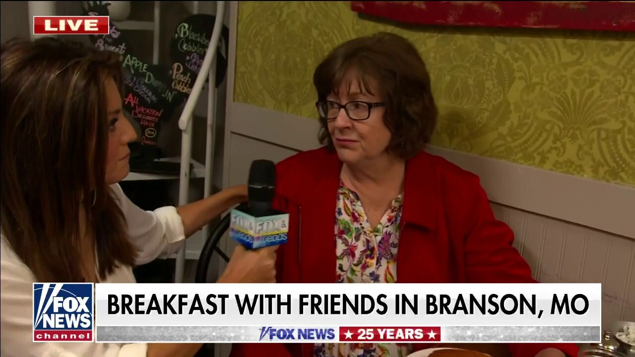 Rachel Campos-Duffy discusses Biden's Afghanistan withdrawal on 'Breakfast with Friends'