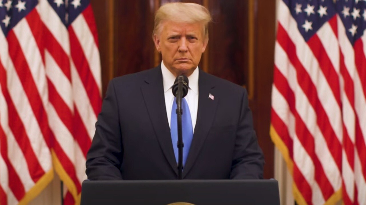 Trump's tone of farewell address should have been used after election loss: Rob Smith