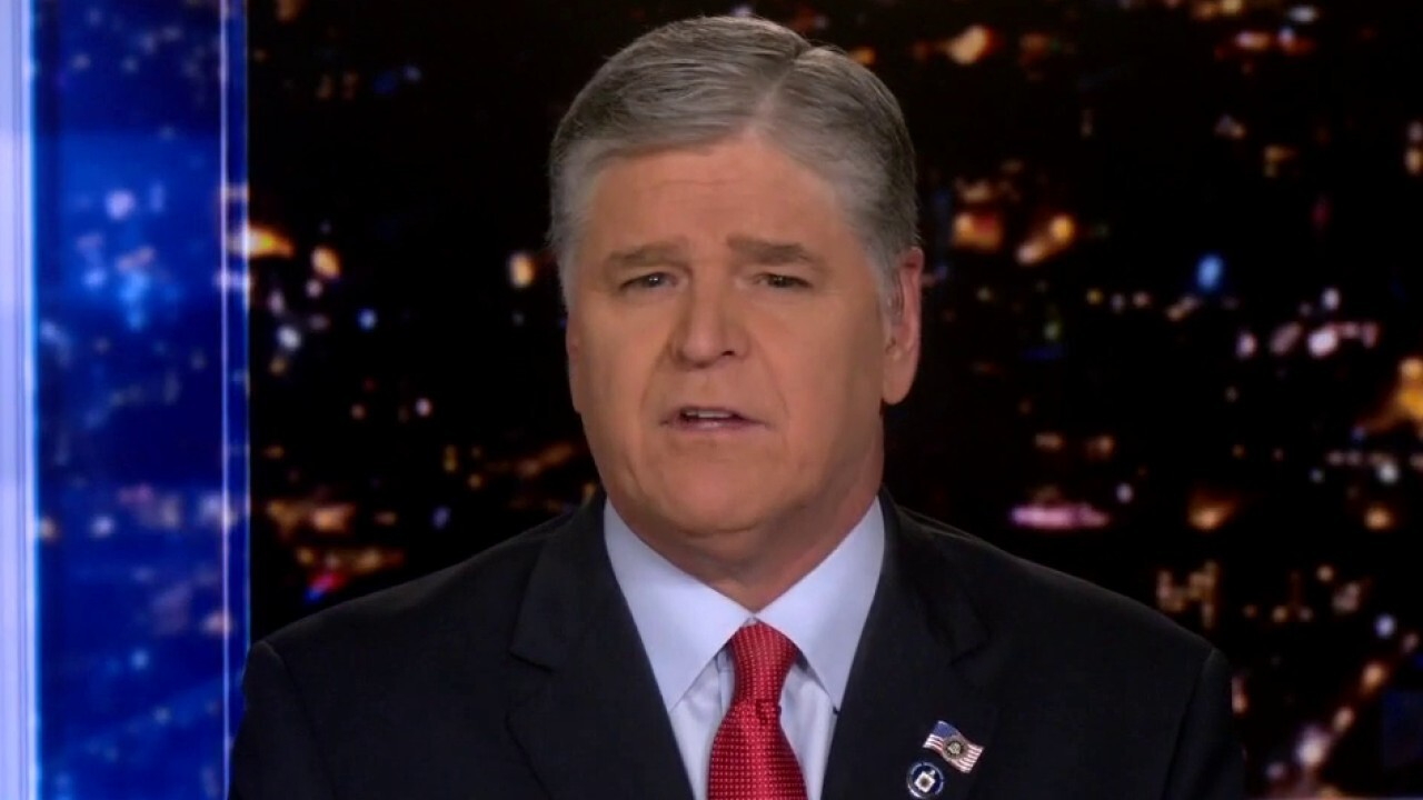 Hannity: Americans 'will pay the price' for Biden's energy agenda