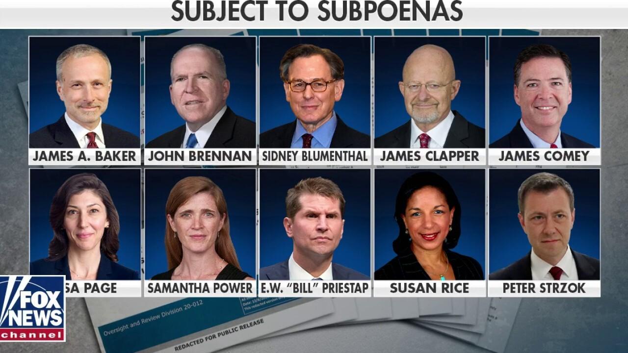 Von Spakovsky on Senate Homeland Security Committee authorizing subpoenas in Russia probe review