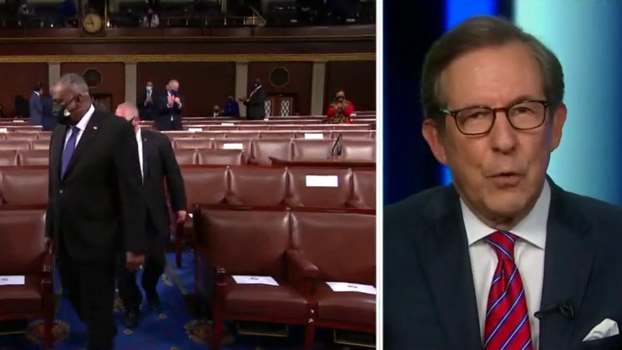Chris Wallace previews Biden's address to Congress