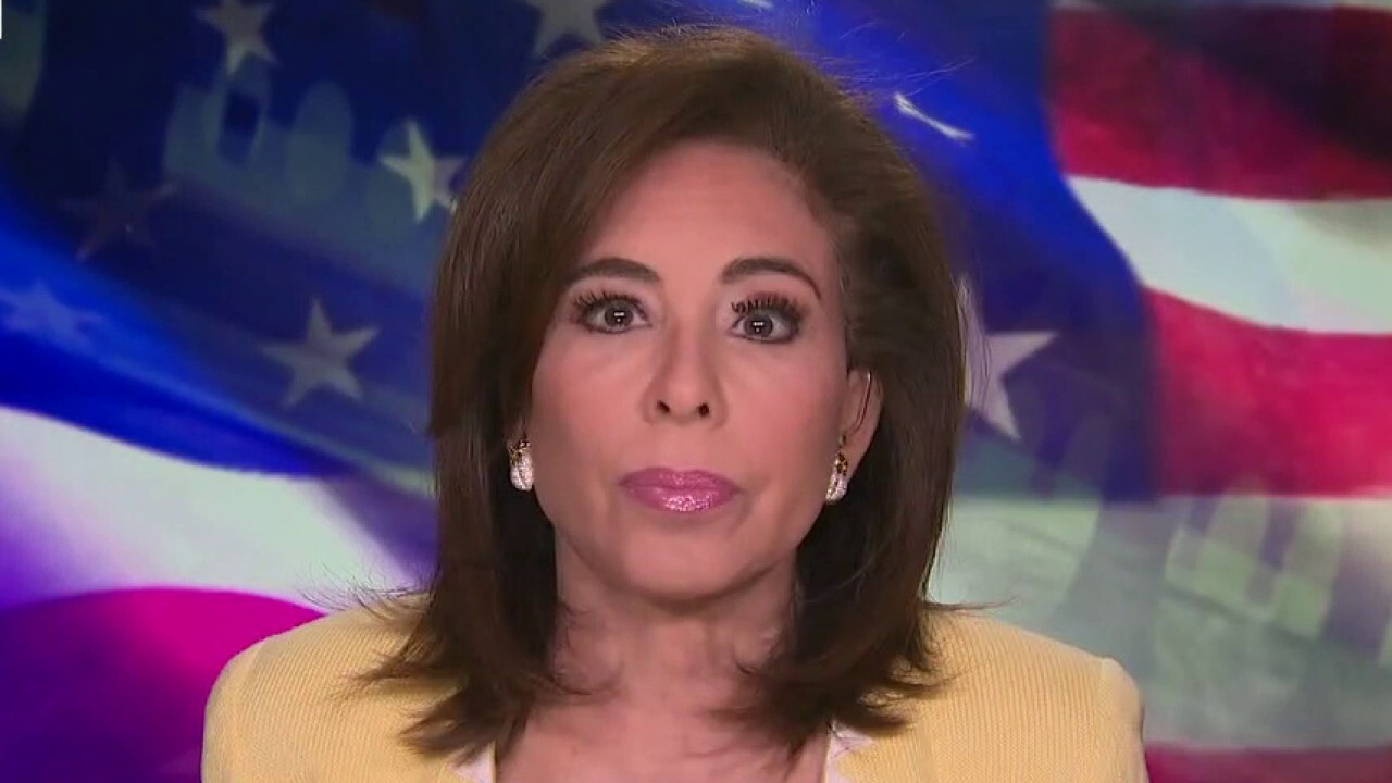 Judge Jeanine: Democrats want to suppress you, cancel you and impeach you
