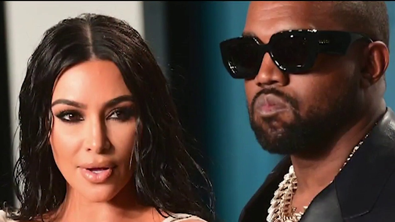 Kim Kardashian is 'over' Kanye West's 'chaos' amid divorce rumors, source says: Their union 'is beyond repair' - Fox News