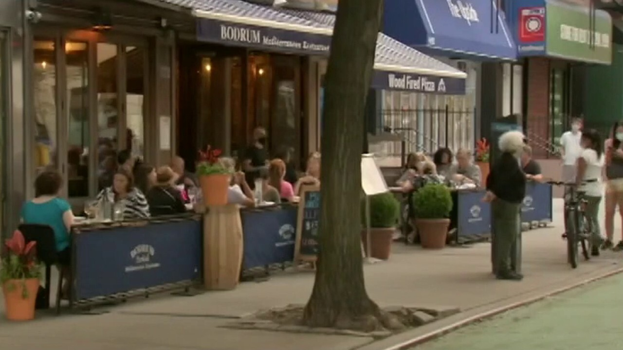 NYC restaurants told to close due to storm