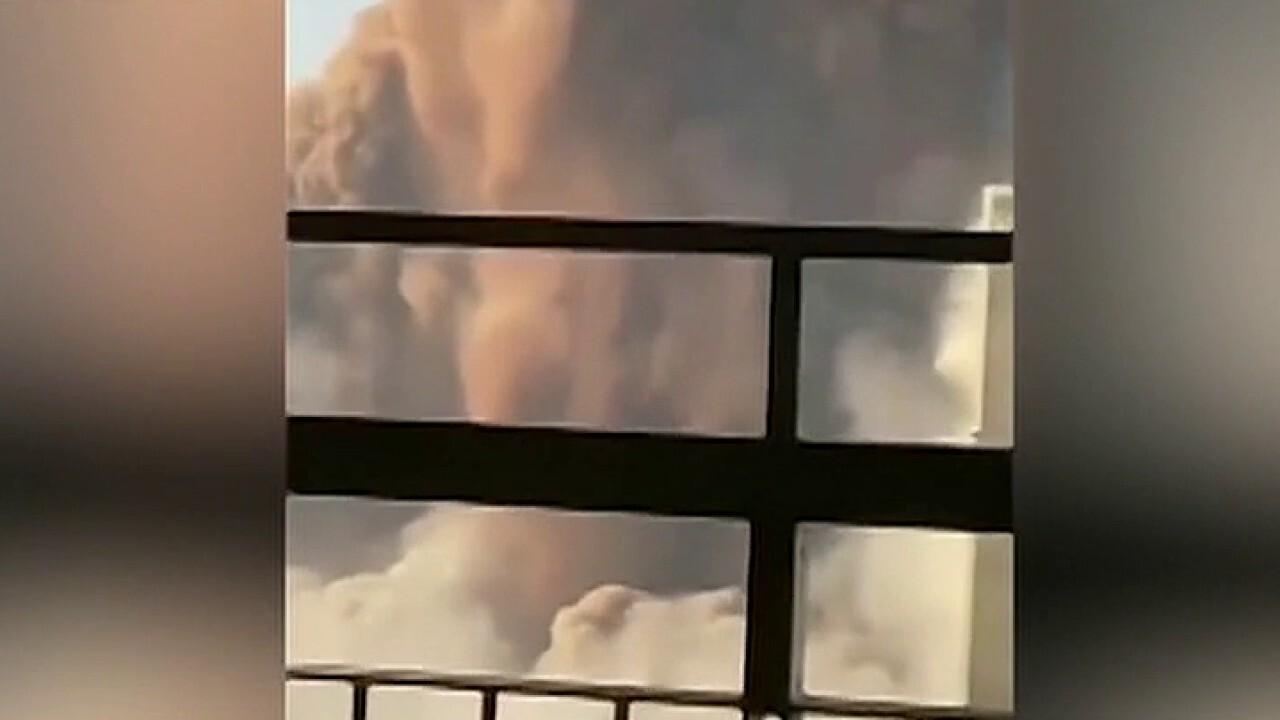 Beirut blast kills at least 70, injures thousands