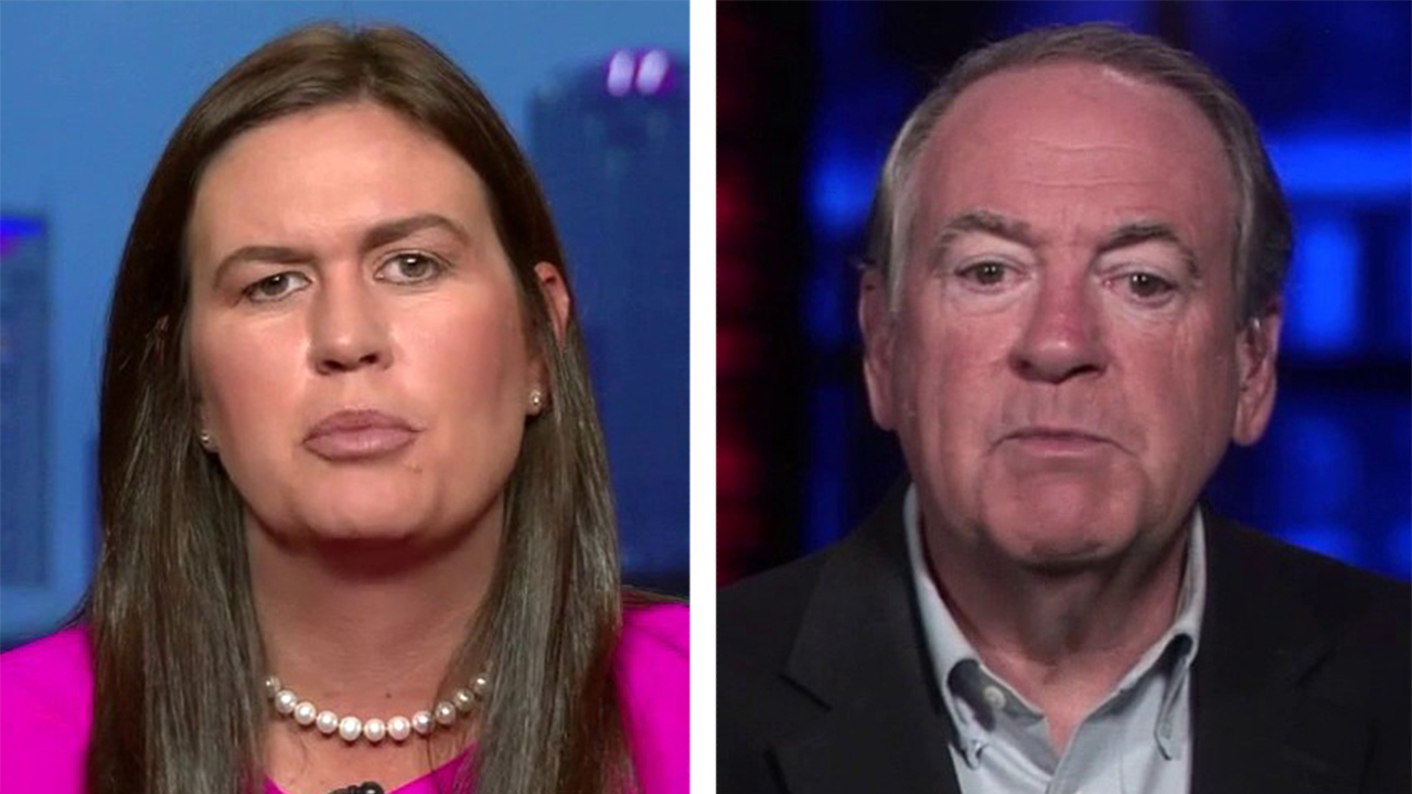 Celebrating Father's Day with the Huckabee family