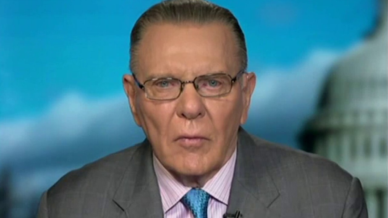 Biden must call out Hamas as 'terrorists' without equivocation: Gen. Jack Keane