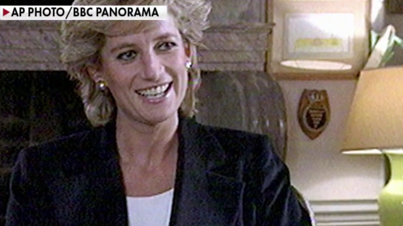 Prince William responds to 'bombshell' report BBC duped Diana to get interview
