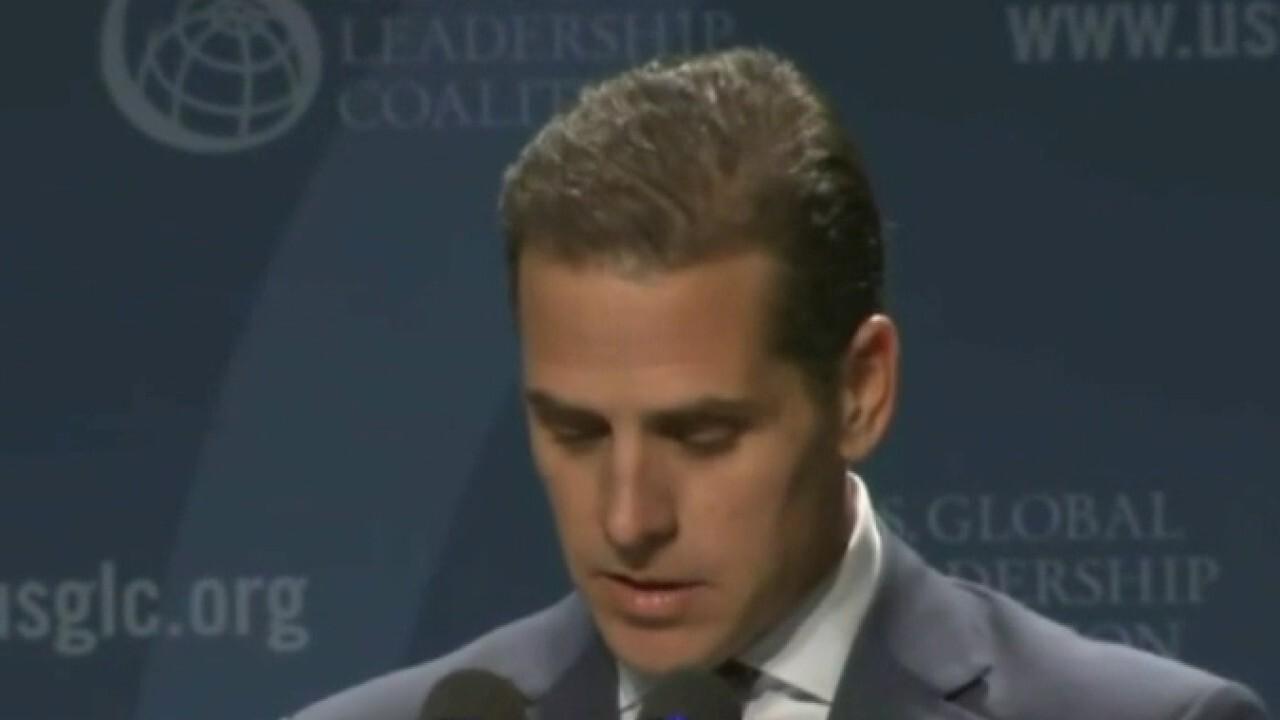 GOP lawmaker says she 'doesn't trust' Joe Biden handling Hunter probe