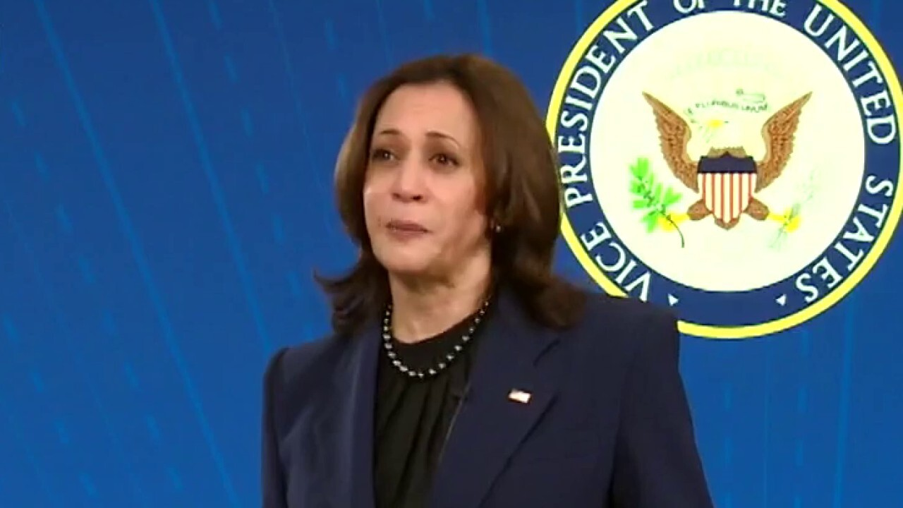 Kamala Harris a 'fraud' for remaining silent on Cuomo allegations: Tammy Bruce