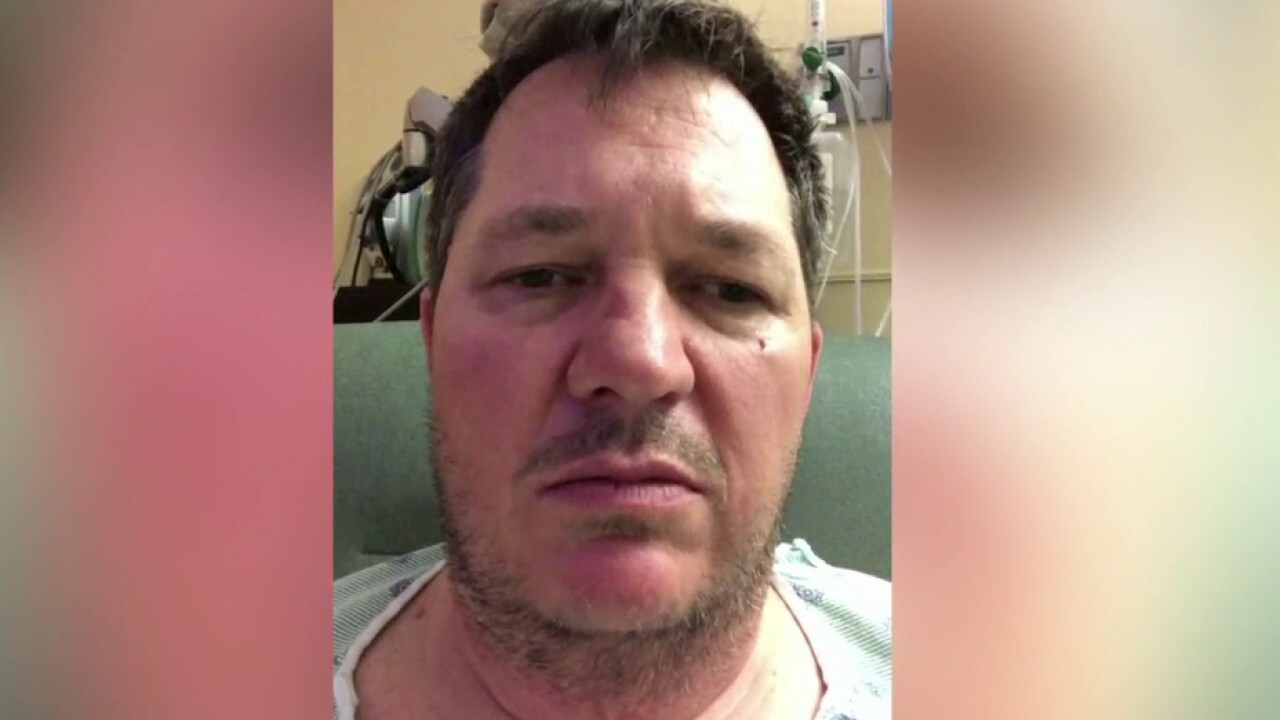Coronavirus patient says his life was saved after taking drug he heard about from 'The Ingraham Angle'
