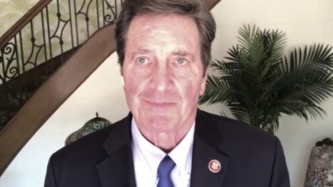 Rep. Garamendi: Issues at southern border 'ongoing' for decades, 'not new'