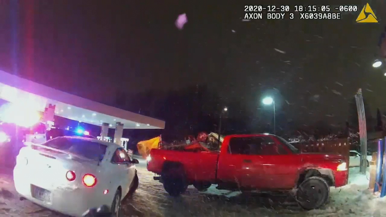 WARNING GRAPHIC VIDEO: Minneapolis releases footage of Wednesday night police-involved shooting