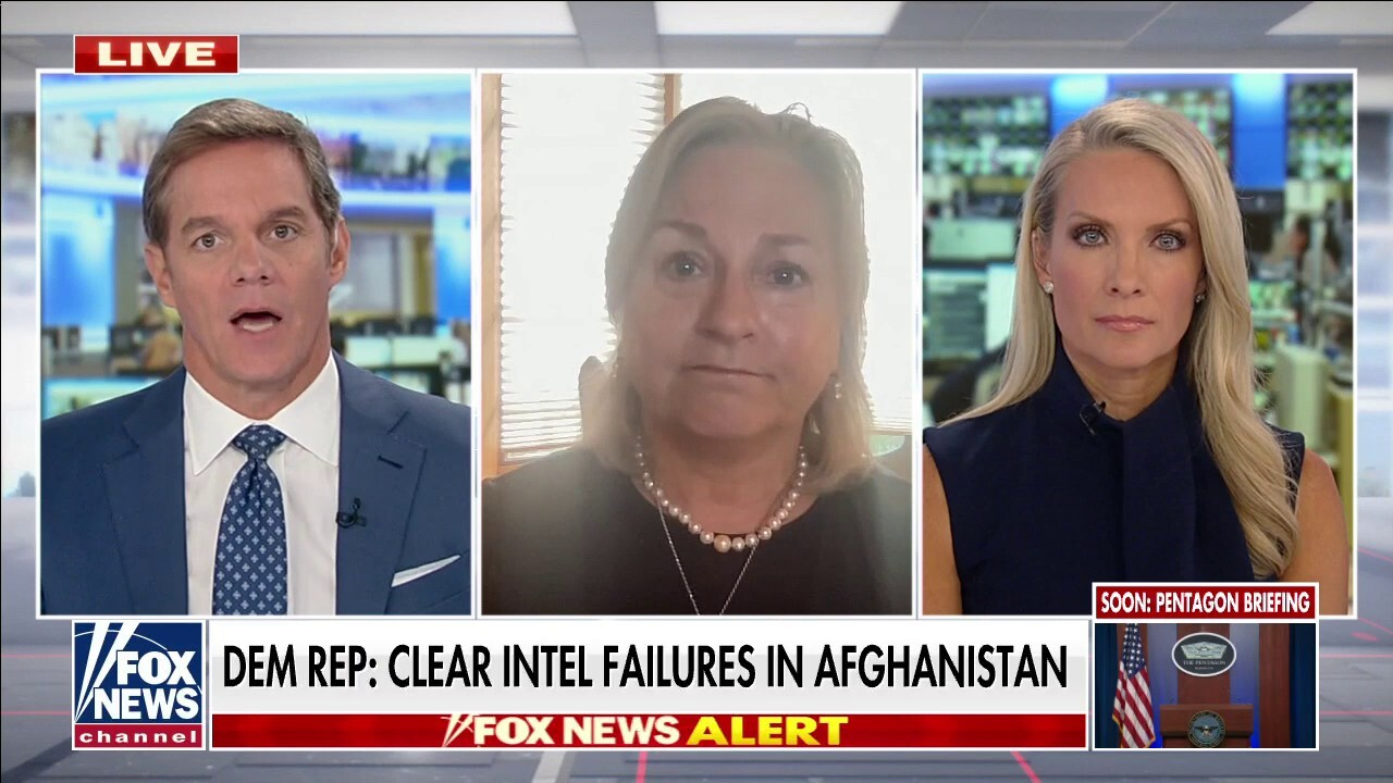 Rep. Susan Wild on Biden blaming intel on Afghanistan collapse: 'We deserve answers' from administration