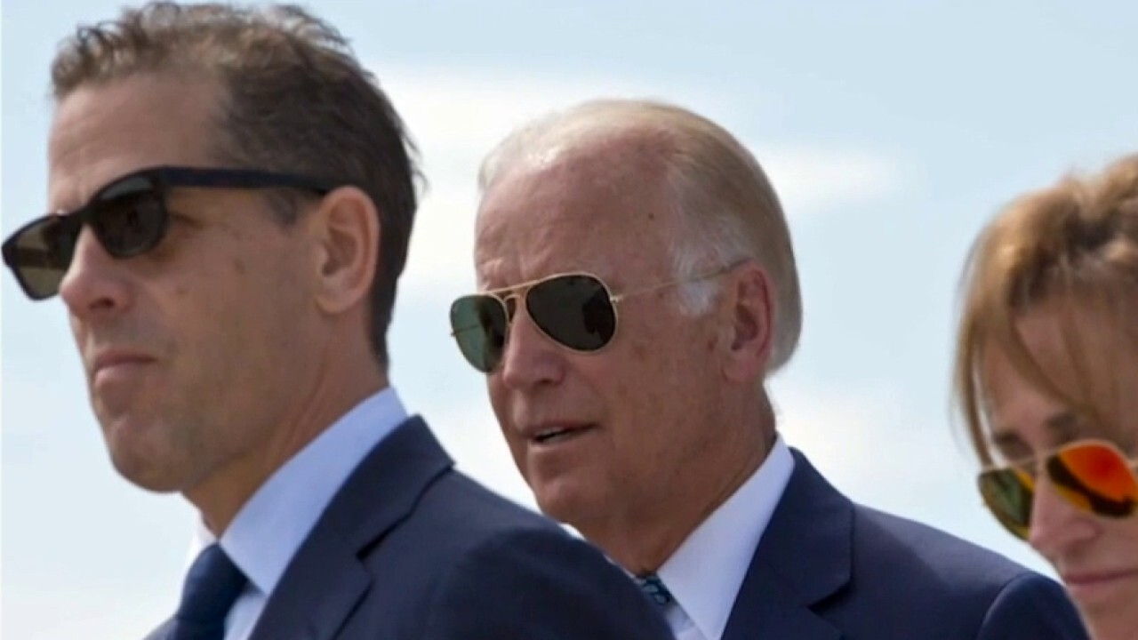 Hannity: More questions surrounding Hunter Biden's art, business dealings
