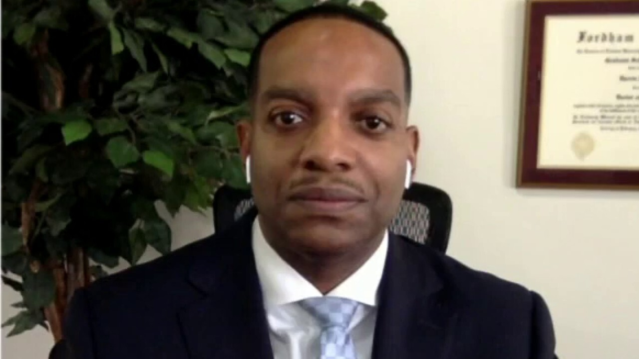 Darrin Porcher calls for law enforcement to be included in strategy to calm protests