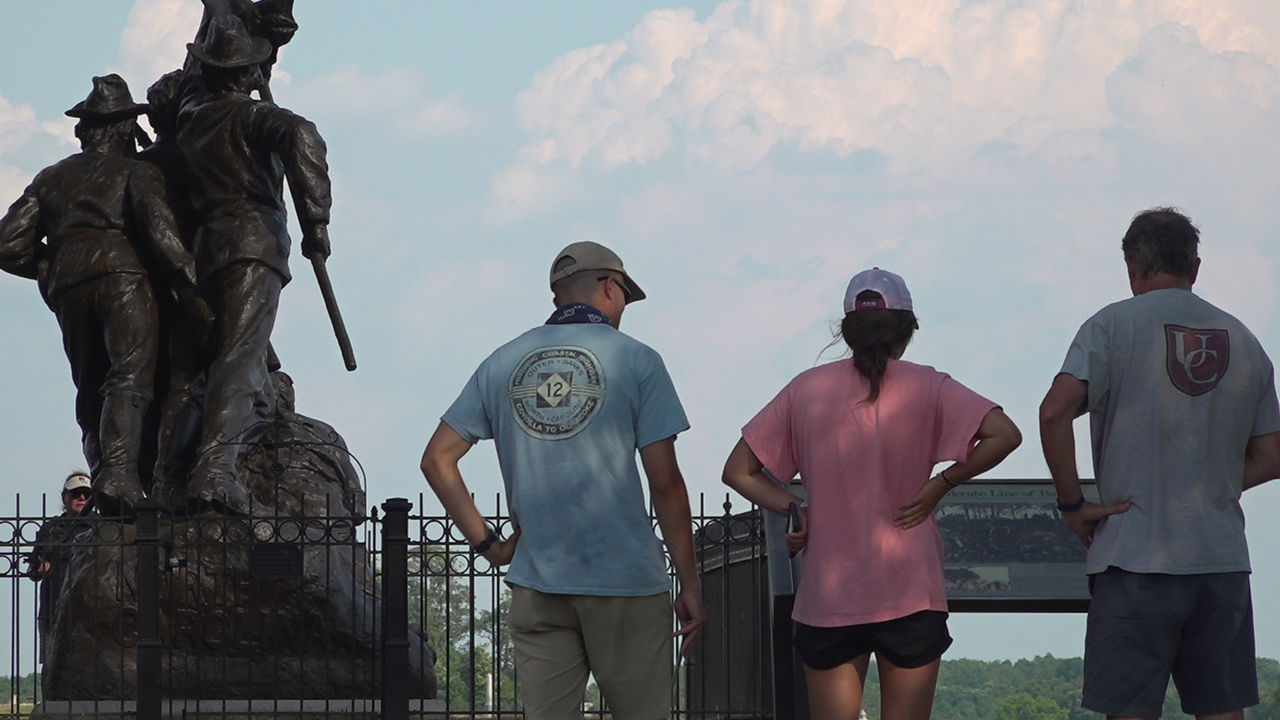 Confederate monuments causing controversy in Gettysburg