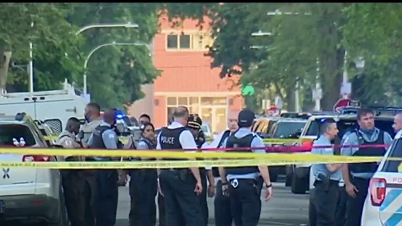 Chicago violence erupts during holiday weekend, at least 67 shot and 13 killed