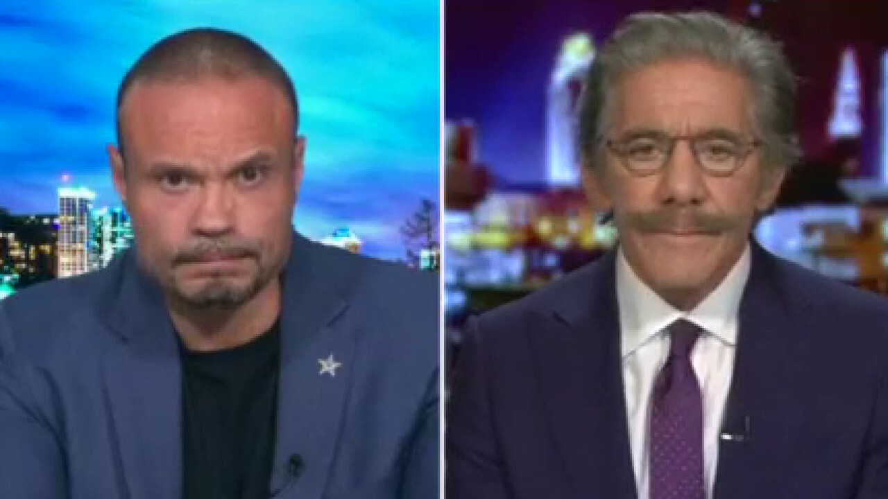 Geraldo Rivera, Dan Bongino on what America would look like without police