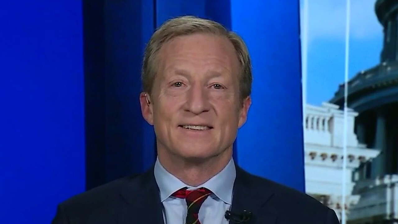 Steyer touts minority support as key in achieving much-needed South Carolina success - fox