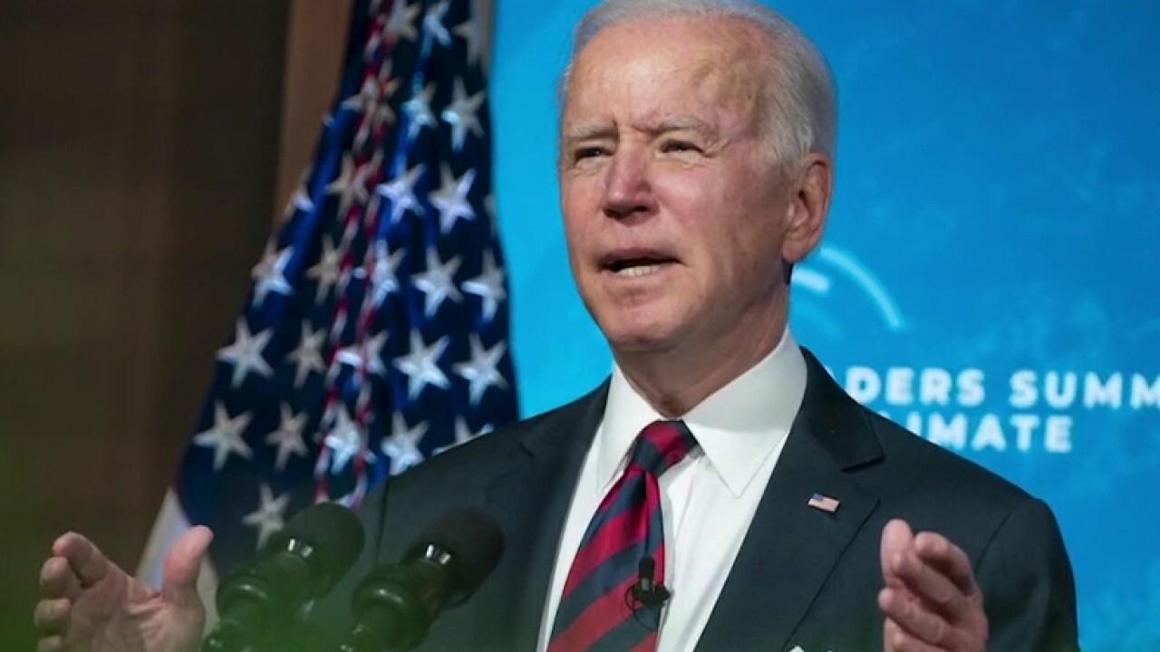 'The Five' analyzes Biden's first 100 days in office