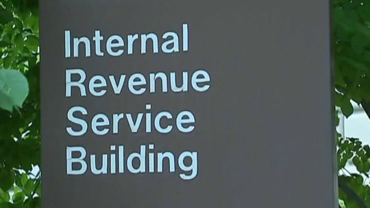 Texas lawmaker on possible new IRS powers, attacks 'farmers, small businesses'