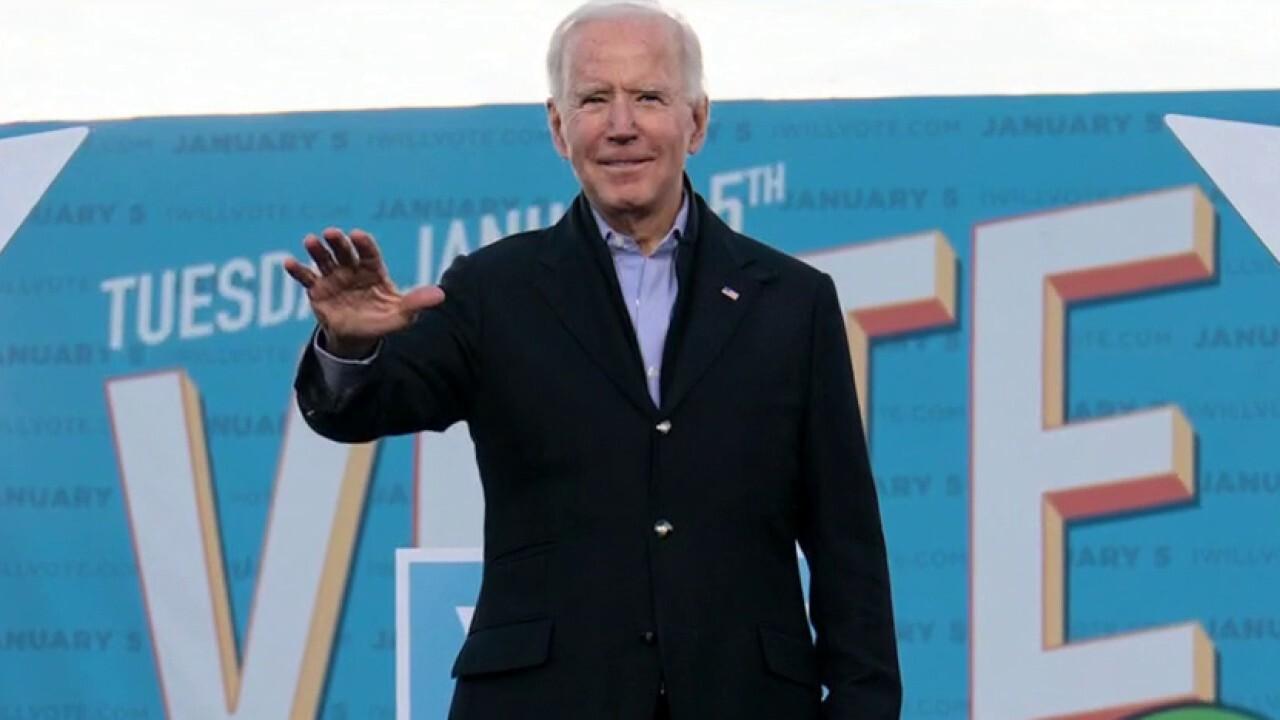 Faction of GOP senators plan to challenge Electoral College results