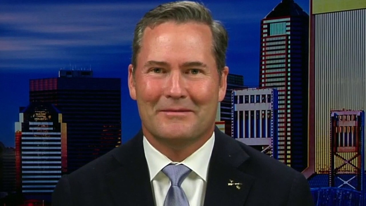 Rep. Waltz reacts to latest 'woke' NASA ad - Fox News