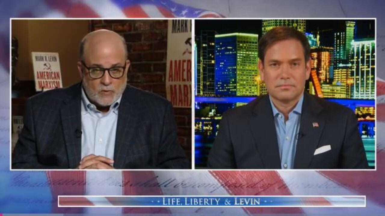 Marco Rubio slams Biden for hypocrisy on immigration