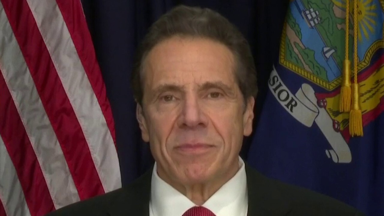 Exclusive: NY Gov. Cuomo speaks out after declaring state of emergency over coronavirus