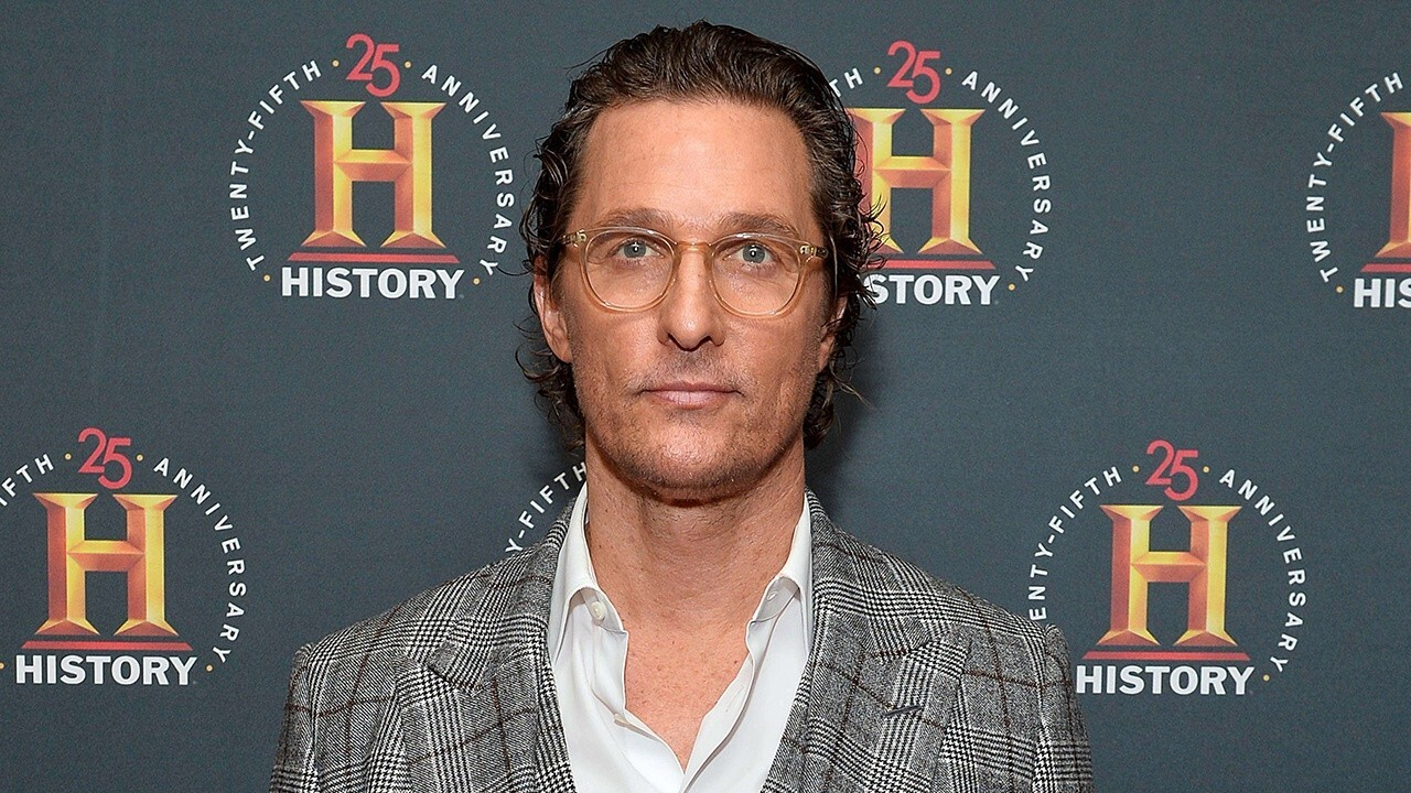 Matthew McConaughey recalls moment he knew he wanted to be a father