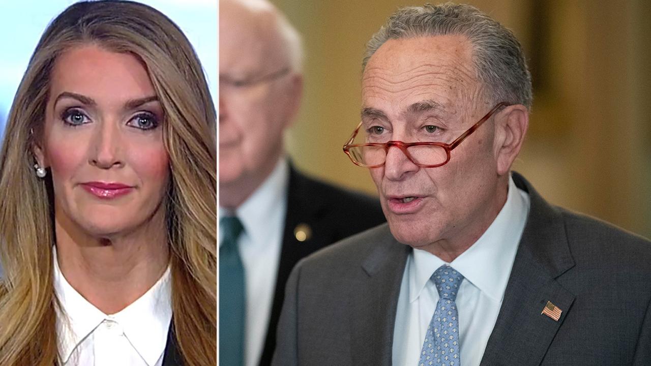 GOP senators draft resolution to censure Schumer's SCOTUS 'threat'