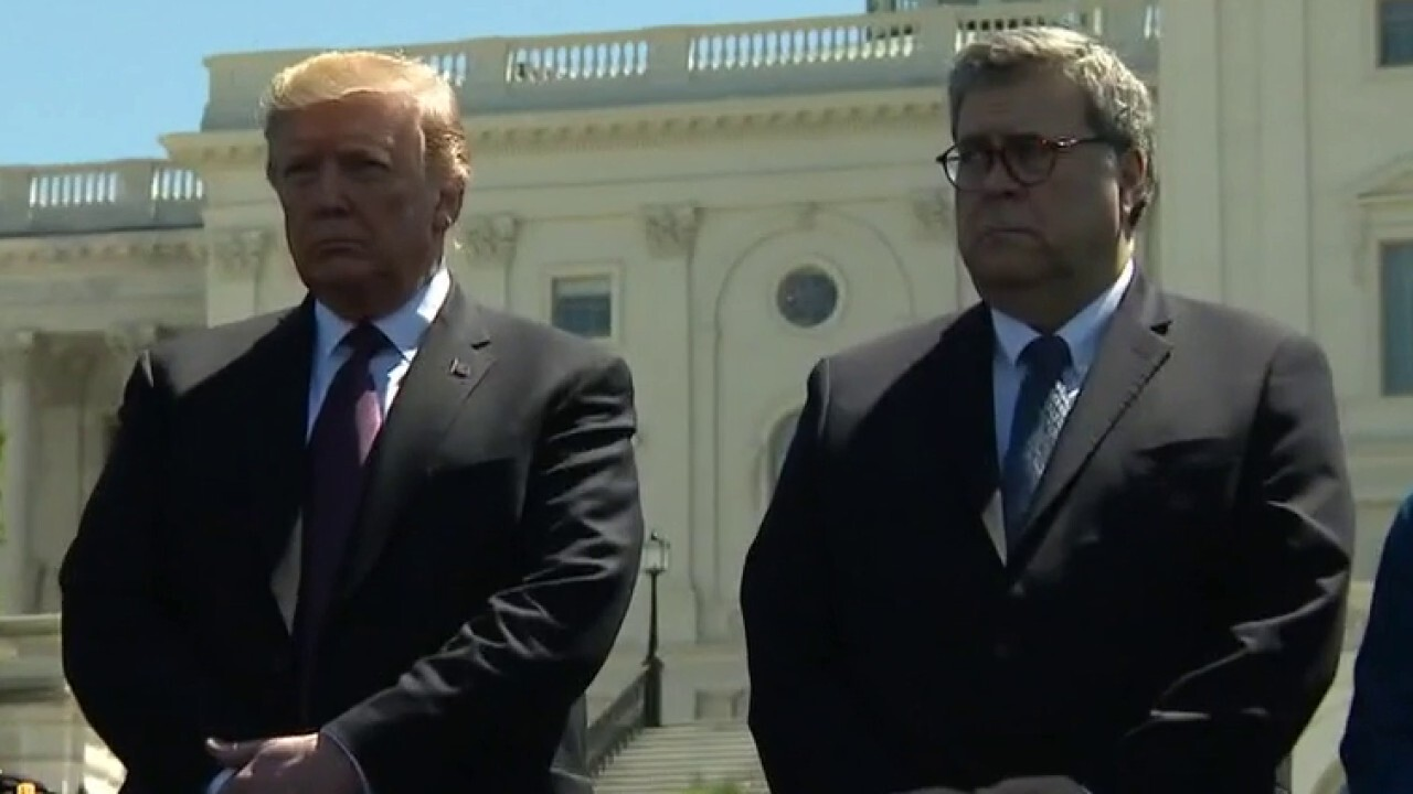 Trump responds to Barr election fraud comments: ''He hasn't done anything'
