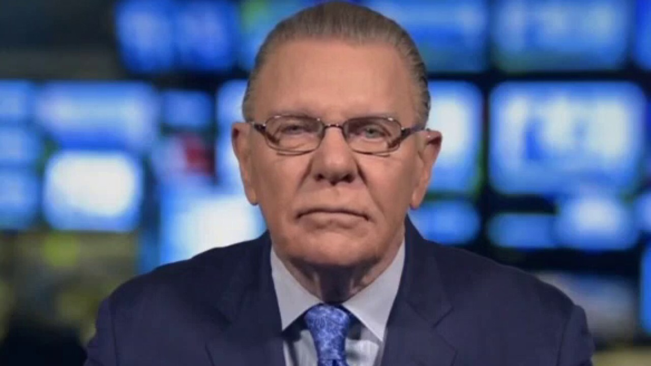 Gen. Jack Keane on WH briefing 'Gang of 8': Russia wanted US out of Afghanistan since day one