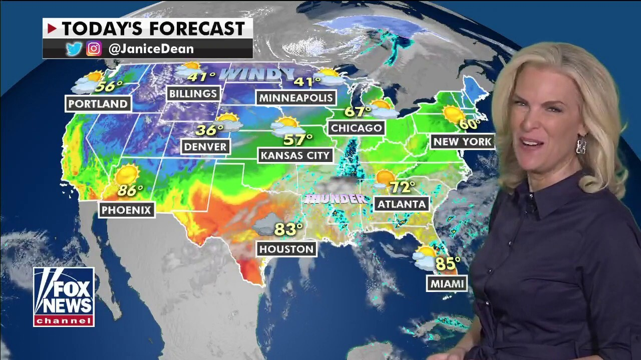 National Forecast, March 30