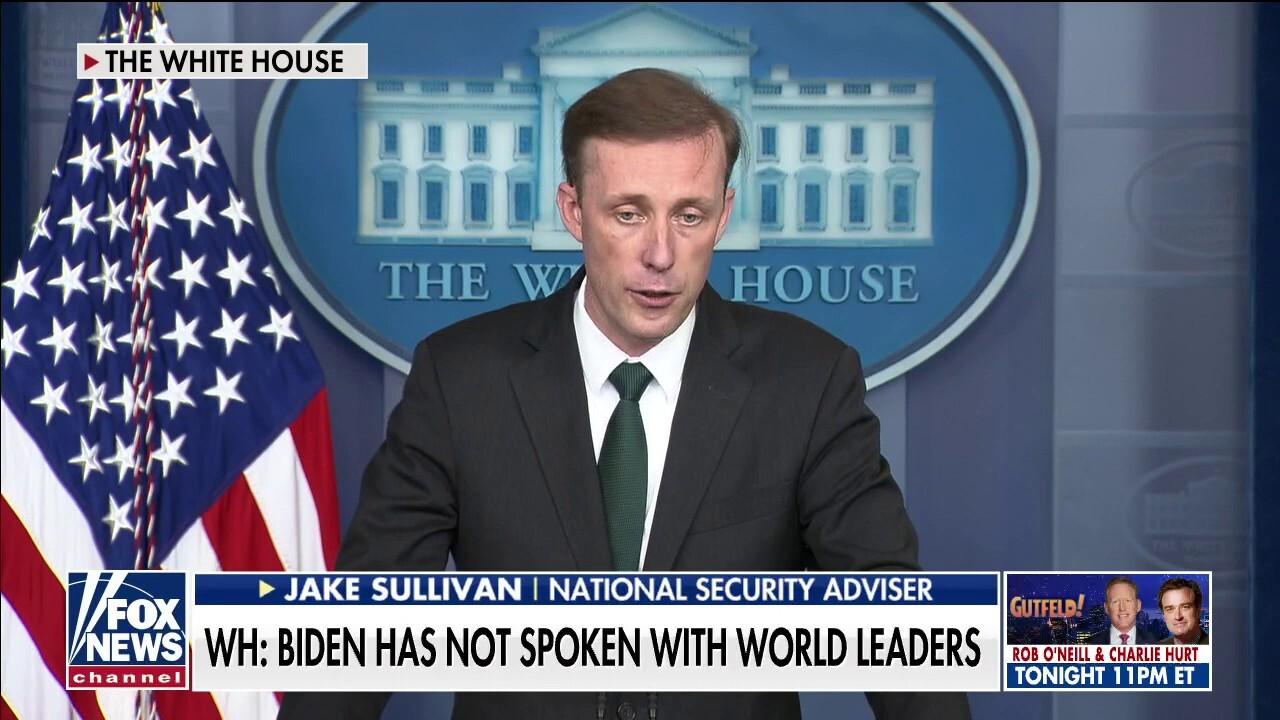 The Five reacts to Biden's handling of Afghanistan, Sullivan's briefing