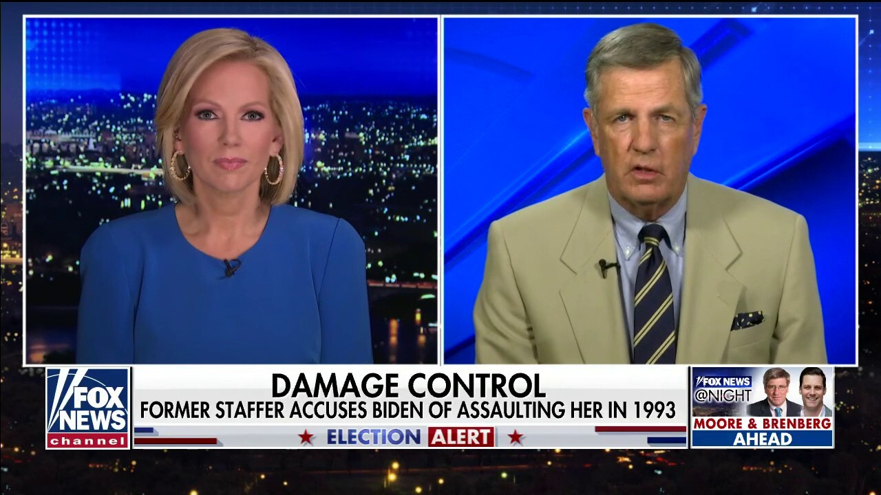Brit Hume: There's a double standard in media coverage on Biden allegations