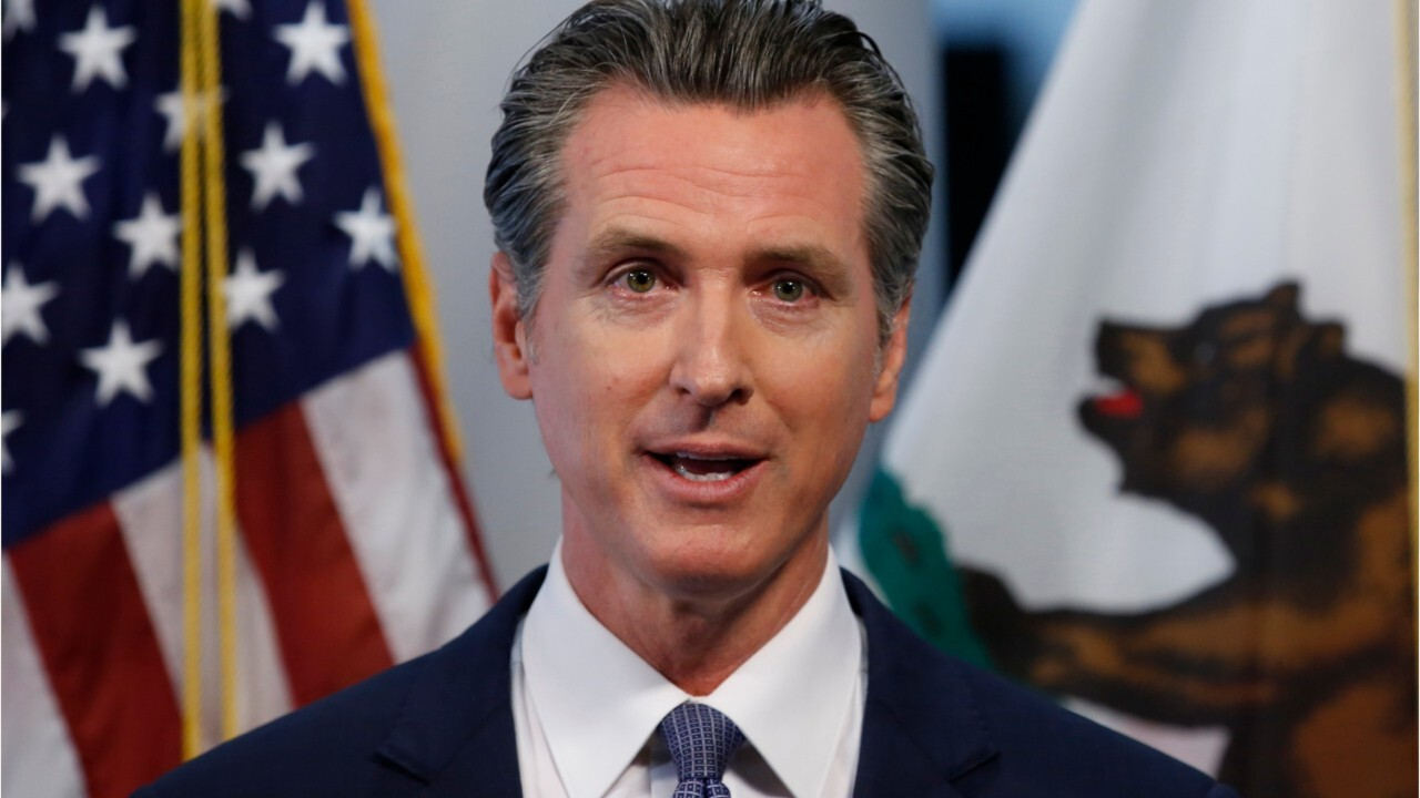 California GOP slams Newsom for rolling back coronavirus...