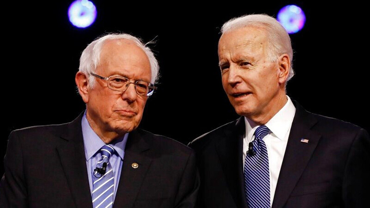 Should Biden be concerned about Sanders supporters refusing to vote?