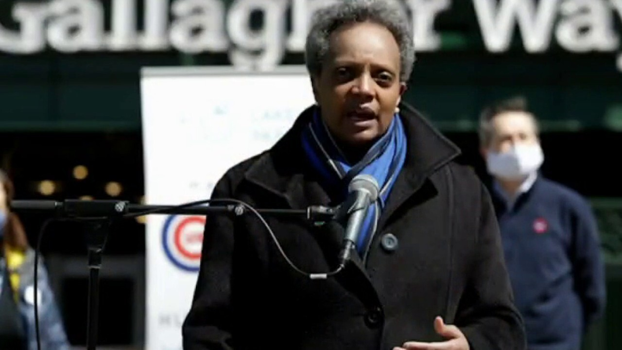 Chicago mayor sued by Daily Caller reporter for racial discrimination