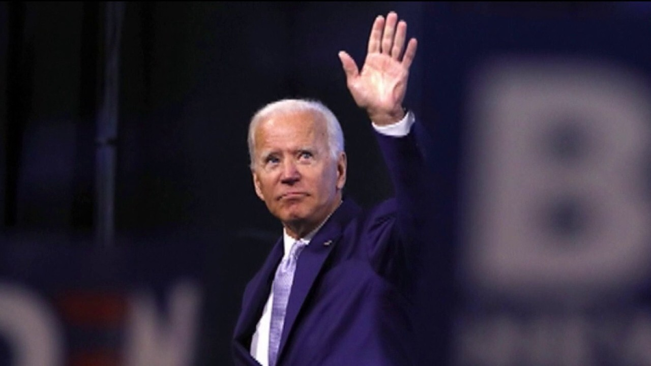 Biden will be most anti-Second Amendment president we've seen, gun rights activist says