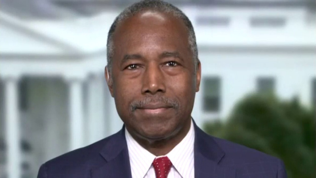 Ben Carson on canceling Dr. Seuss: This is poison in our system