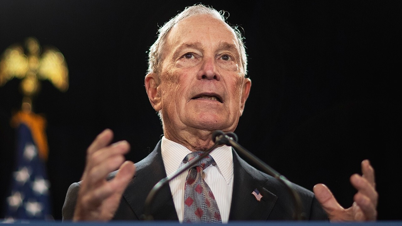 Steve Hilton: Bloomberg's tax plan shows just how far the loony left has gone