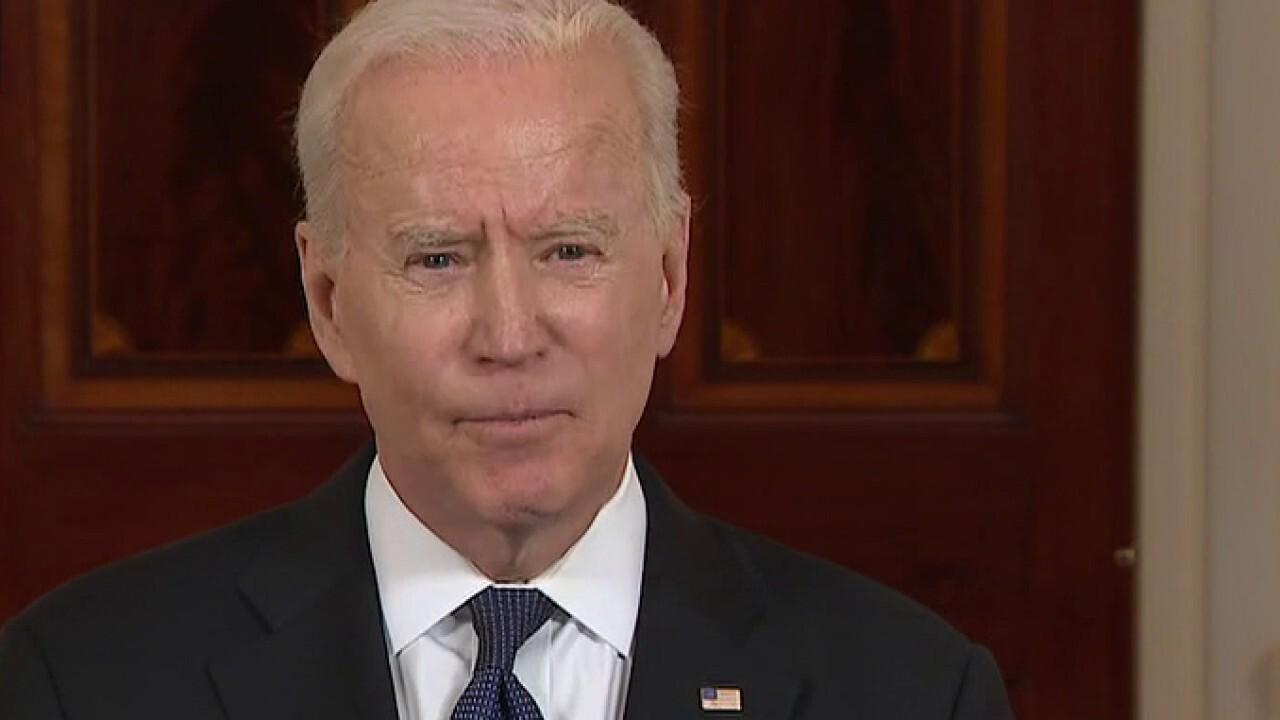 Biden touts Israel-Hamas cease-fire as 'quiet and relentless diplomacy'