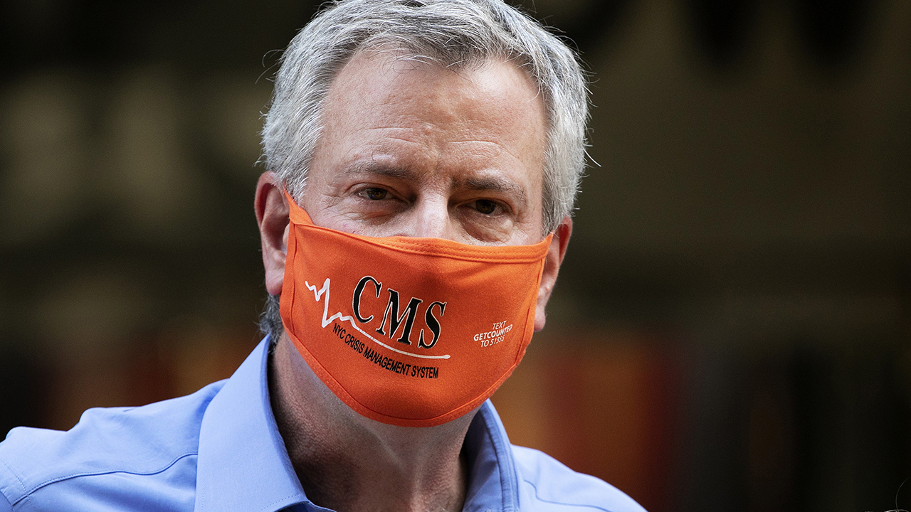 Is Mayor Bill de Blasio making the streets of New York less safe?
